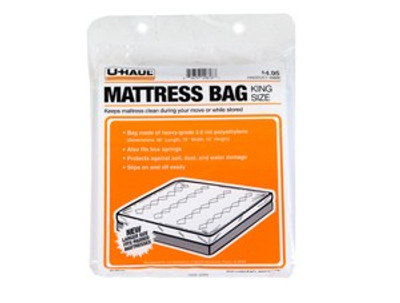 U-Haul Mattress Bag King Size