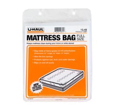 U-Haul Mattress Bag Full Size