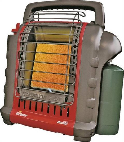 "Mr Heat ""Portable Buddy"" Heater"