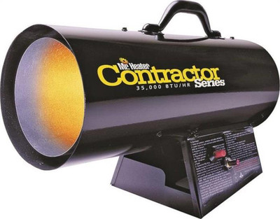 Forced Air Propane Heater 38k