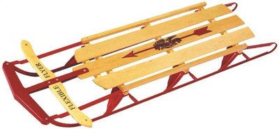 "Flexible Flyer 60"" Sled"