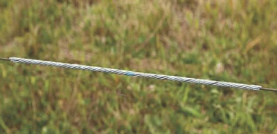Wire Fence Repair Splice, 18 GA Barbed Or 12.5 Ga Smooth WIre