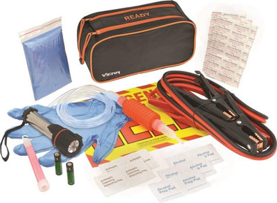 Victor Model 65101-8, Automotive Emergency Roadside Kit