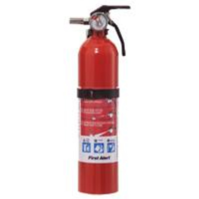 First Alert Model HOME 1, Fire Extinguisher 1-A-10-B:C