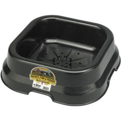 Salt/Mineral Block Tray, For 25 Lb Block
