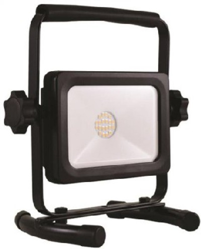 LED Portable Work Light, Rechargable 1,500 Lumens