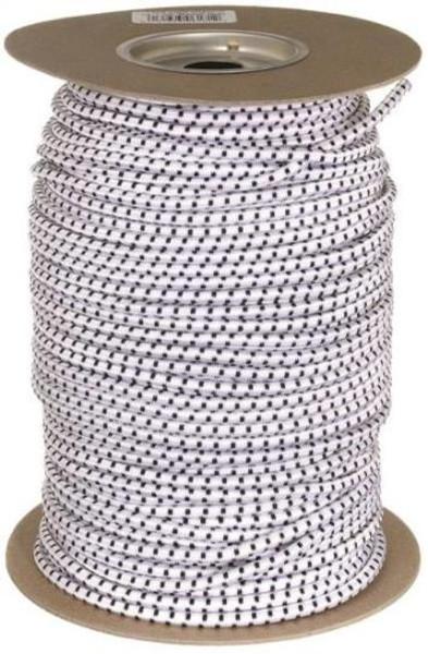 "Bungee Cord  1/4"" X 1' Marine Grade"