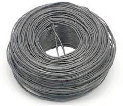 Tie Wire, 16.5 Ga, 330', Annealed, Black