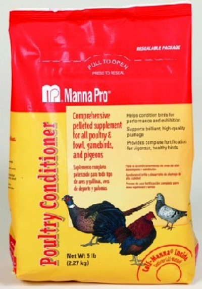 Manna Pro Poultry Conditioner 5 Lb