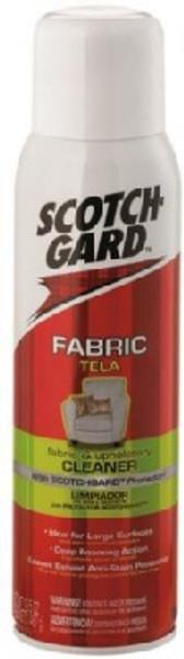 Scotch Guard Fabric Cleaner 14 Oz