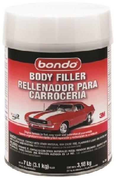 Bondo, Lightweight Body Filler, 1 Gallon