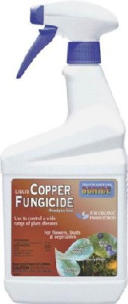 Bonide, Liquid Copper Fungicide 32 Oz Pump Spray