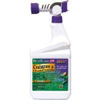 Bonide, Weed Beater, Crabgrass Killer, Hose End Spray