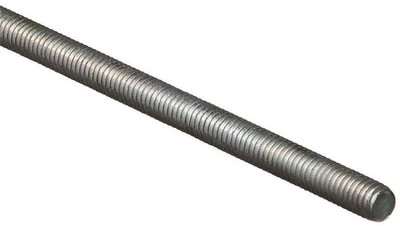 Threaded Rod, 1/4-20 x 36""