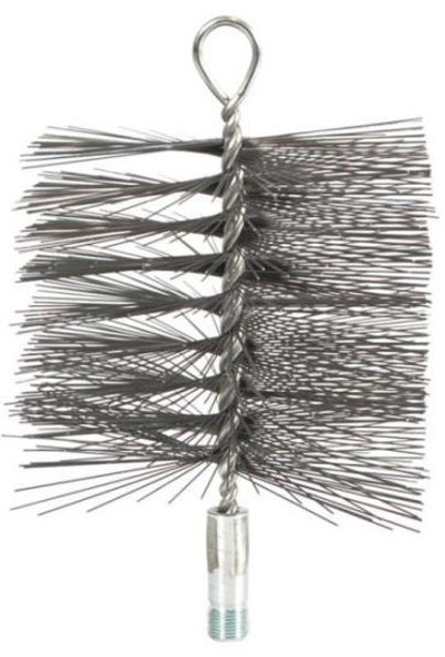 "Chimney Brush 8"" Square Wire"