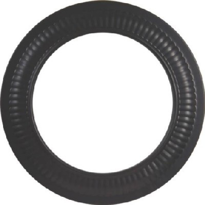 "Stove Pipe Blk 8"" Collar"