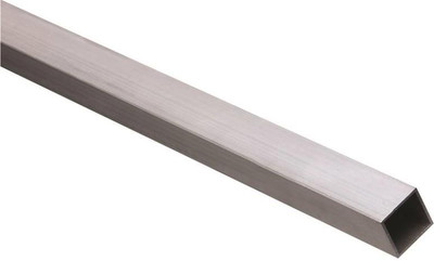 "Aluminum Square Tube, 1"" x 72"", Mill Finish"