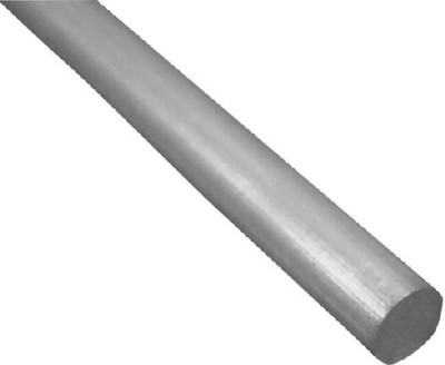 "Aluminum Rod, 3/8"" x 36"", Mill Finish"