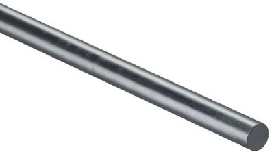 "Rod, Steel, 1/2"" X 36"", Zinc Plated"