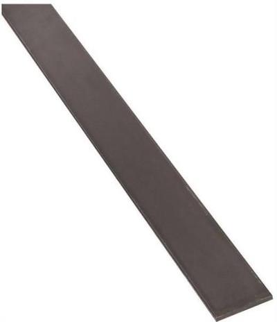 """Steel Flat Bar, 2"""" x 3/16"""" x 48"""", Mill Finish"""
