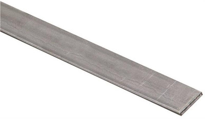 "Steel Flat Bar, 3/4"" x 36"" x 1/8"", Galvanized"