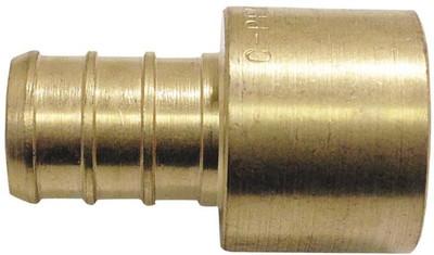 "3/4"" PEX  x 3/4' CX  Female Adapter"