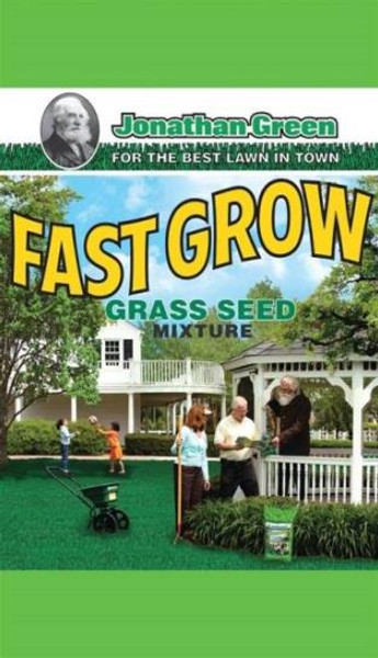 Jonathan Green, Fast Grow Grass Seed, 3 Lbt