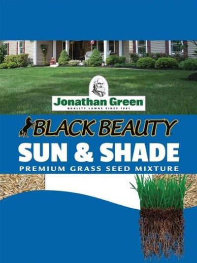 Jonathan Green, Sun And Shade Grass Seed, 3 Lb