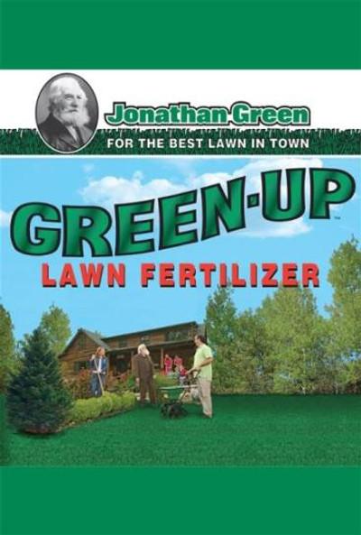 Jonathan Green, Green-Up, Lawn Fertilizer, 29-0-3, 15 Lb