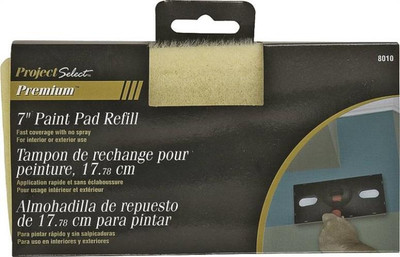 Paint Pad Refill, 7""