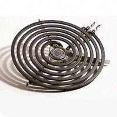 "Electric Range Top Burner, 6"", For GE & Hotpoint"
