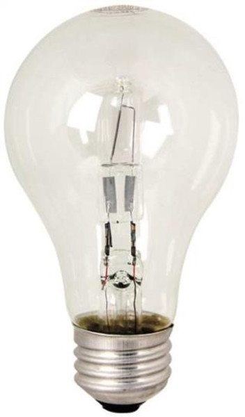 Halogen Bulb,  A19, 43 Watts, Clear