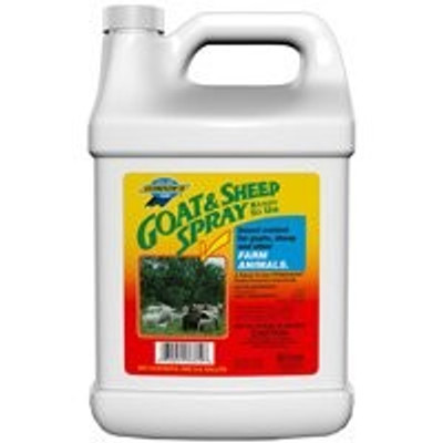 Goat & Sheep Spray 1 Gal RTU