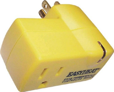 Thermostat, Use with Electric Pipe Tape