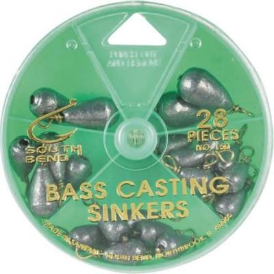 Bass Casting Sinker Assortment