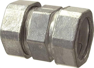 "EMT,  3/4"" Conduit Coupling, Compression"