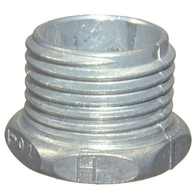 EMT, Conduit Chase Nipple, 3/4""