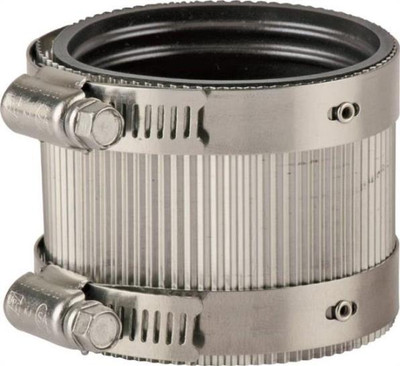 "Fernco 2"" x 1-1/2""  No Hub Coupling"
