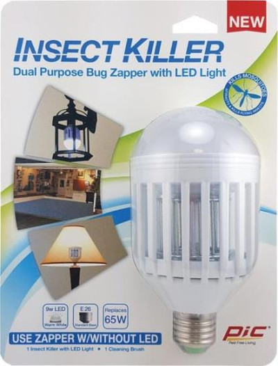 Insect Killer LED Light, 9 Watts