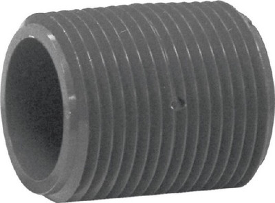 "1"" SCH80 Close Pipe Nipple"