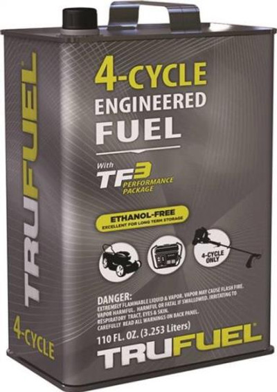 TruFuel 4-Cycle Engine Fuel, 110 oz, 92 Octane