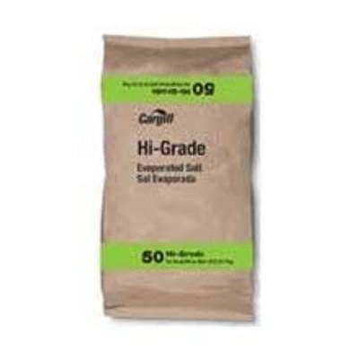 Cargill Hi-Grade Evaporated Salt, 50 Lb
