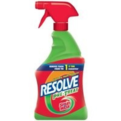 Resolve Spray N Wash 22 Oz