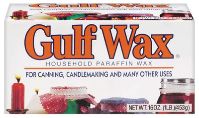 Gulfwax Model 24/1 Parrafin Wax 16 oz