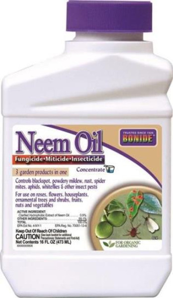 Neem Oil Concentrate 16 Oz