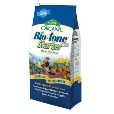 Espoma, Organic Bio Tone Starter Plus Plant Food 20 Lb