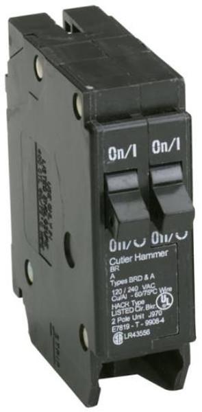 Cutler-Hammer, BR2020, Dual 20 Amp Breaker