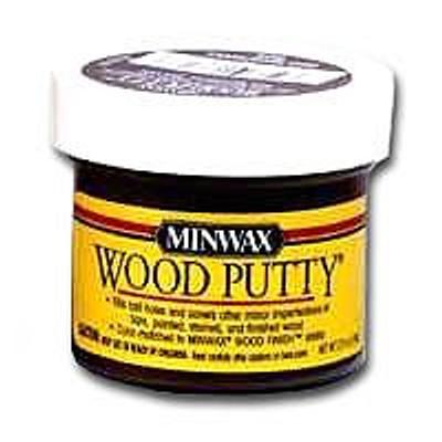 Minwax, Wood Putty, Golden Oak, 3.75 Oz