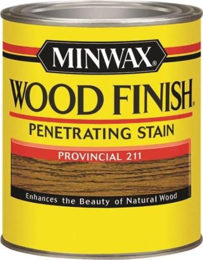 Minwax, Provincial, Wood Stain, Quart