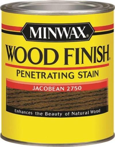 Minwax, Jacobean, Wood Stain, Quart